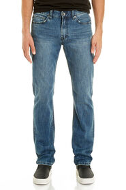 Reg Straight Fit - Washed Indigo