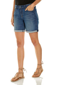 DENIM TOMBOY SHORT