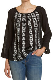 GYPSY EMBROIDERY TOP