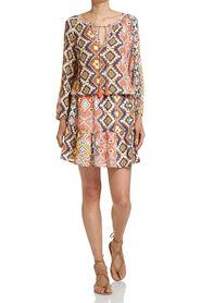 TRIBAL INCA DRESS