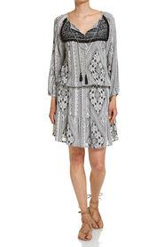 GEO AZTEC DRESS