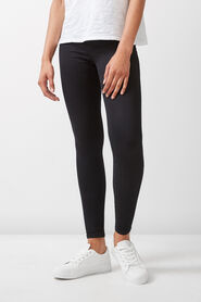 The Twiggy - Mid Rise Skinny Black