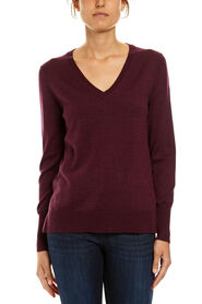 MERINO V NECK KNIT