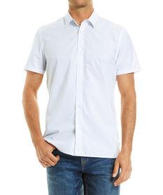 Slub Stripe Slim Shirt