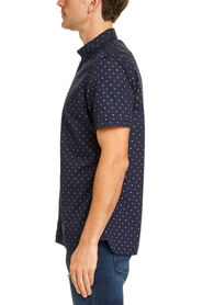 Ditzy Print Slim Shirt