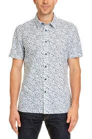 Floral Print Slim Shirt