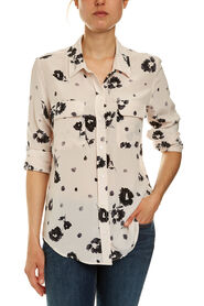 Scattered Bouquet Blouse