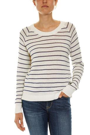 Raglan Stripe Knit