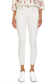 The Rosie - High Skinny Ivory