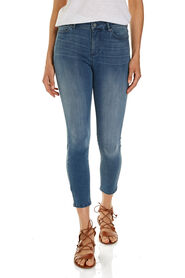 The Rosie - High Skinny Smoke Blue