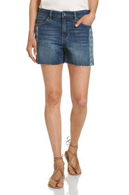 TOMBOY EMBROIDERED SHORT
