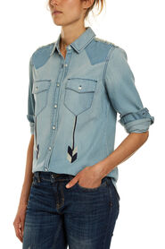 NEVADA CHAMBRAY SHIRT