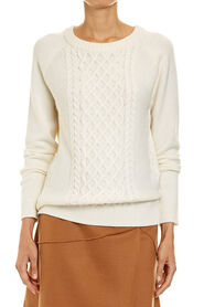 CATHY CABLE KNIT