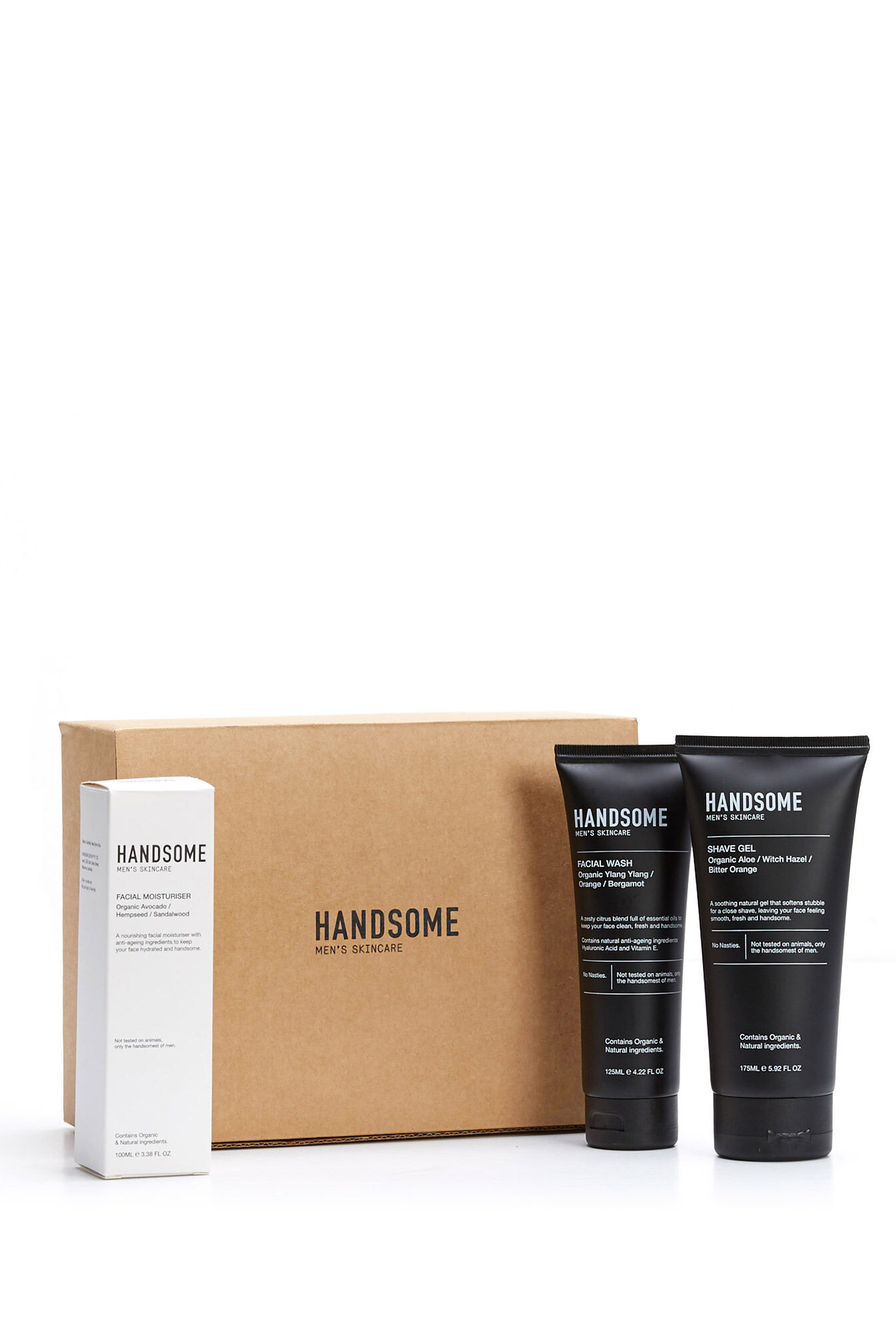 saba male handsome mens grooming kitprintonesize