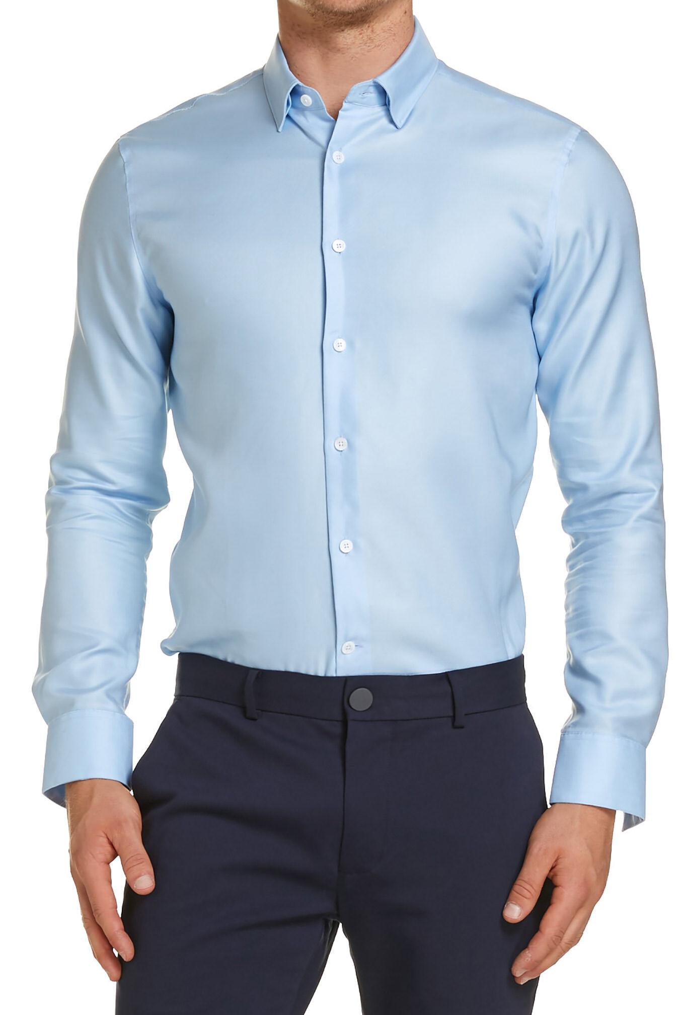 Arthur Oxford Shirt-SKY-XS 7::41331::45056::aud