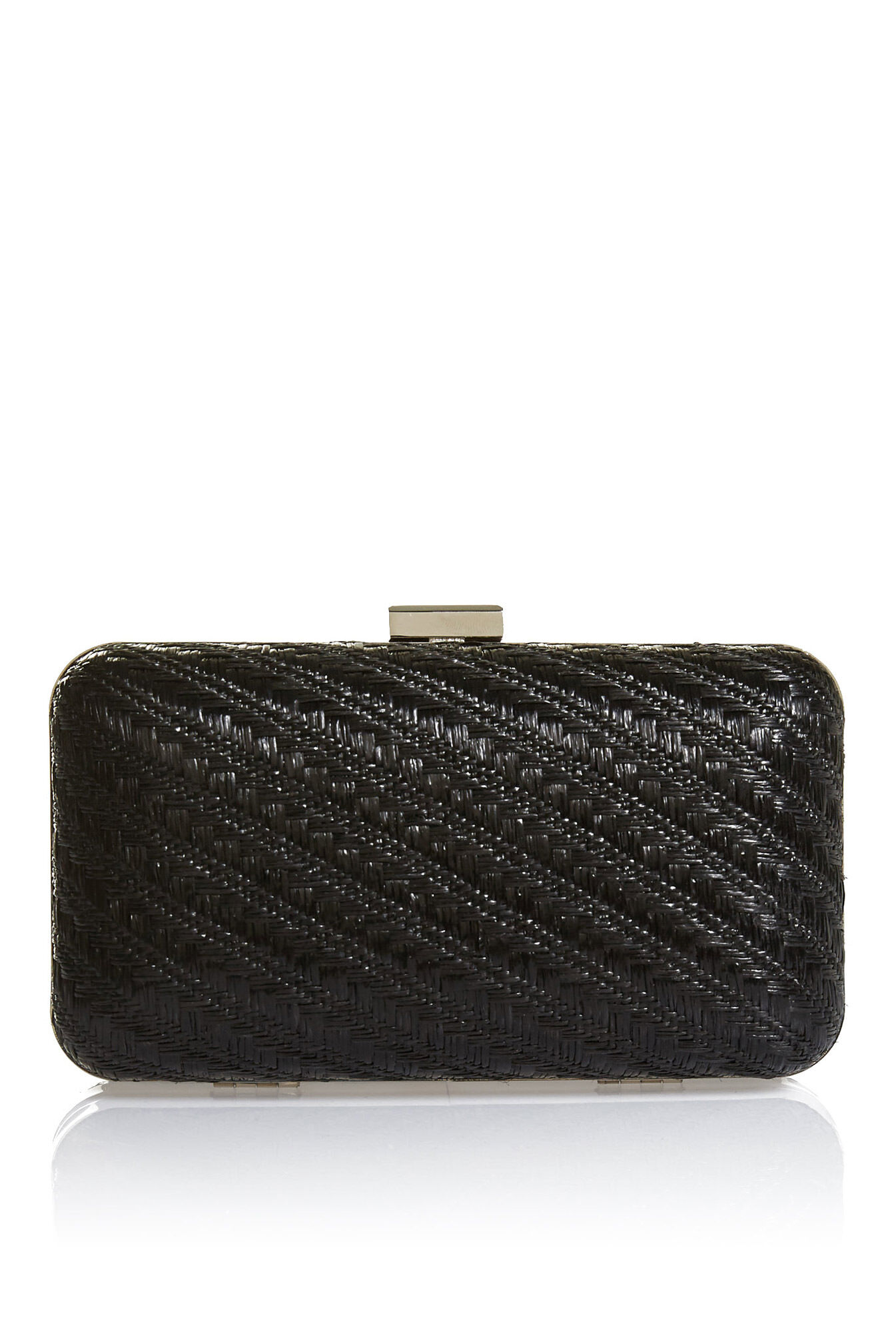 saba female mae box clutch blackonesize