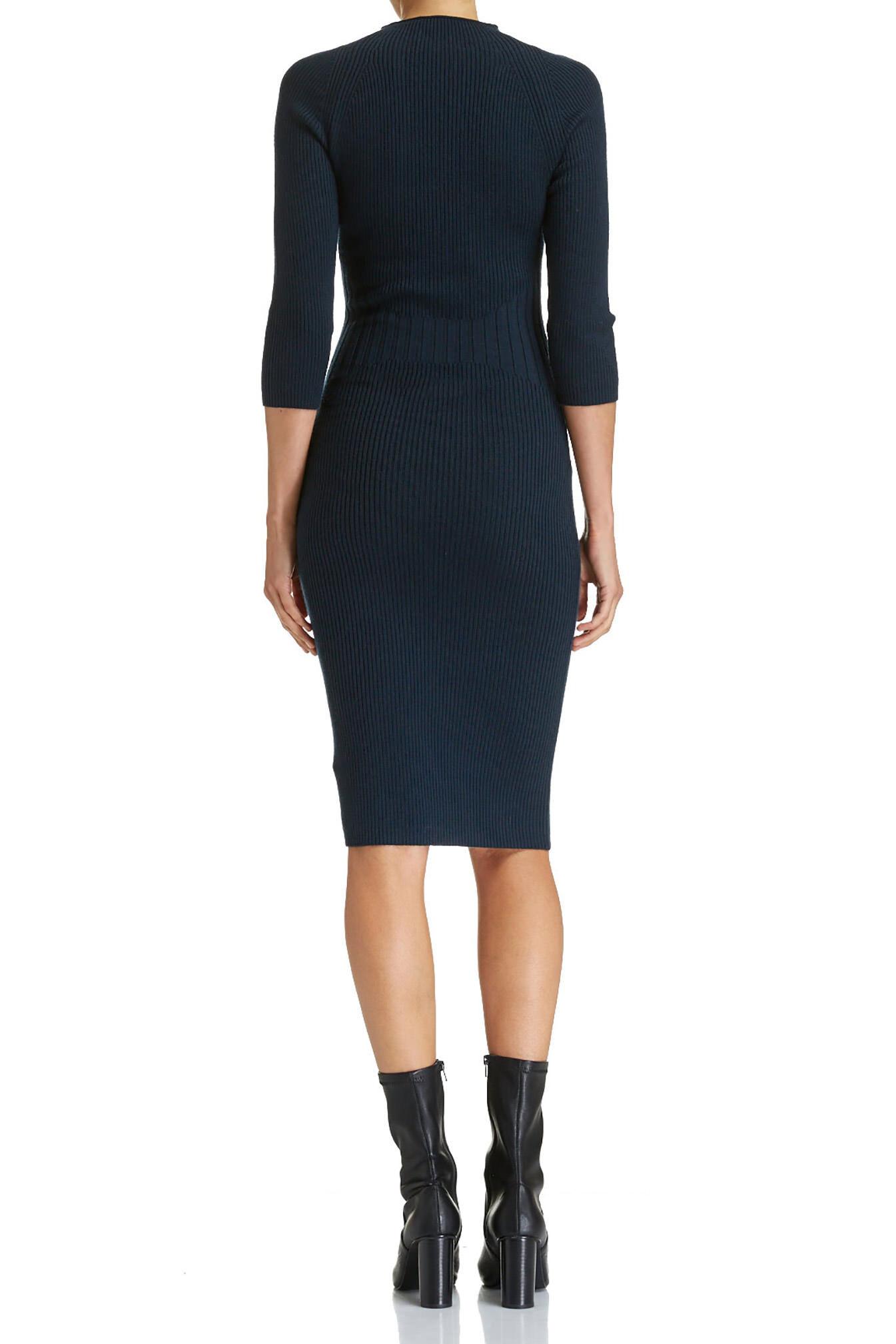 NEW-SABA-WOMENS-Ava-Rib-Dress-Dresses
