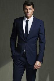 Contemporary Suit Jacket