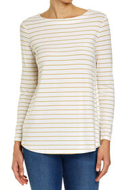 STACEY STRIPE TOP