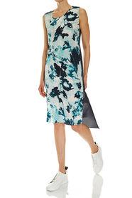 LAGUNA PRINT DRESS