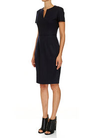 KARLIE FITTED DRESS