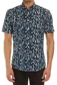 Hyams Printed SS Shirt