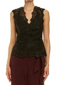 AVERY LACE TOP