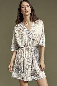 PYTHON PRINT DRESS