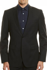 Collins Suit Jacket in Black