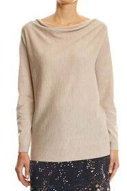 KELLIE COWL LONG SLEEVE