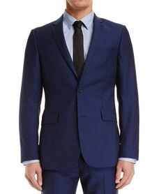 Devin Luxe Suit Jacket