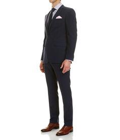 Felix Check Suit Jacket