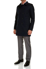Jervis Trench Coat