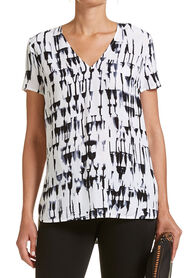 LACQUER PRINT TOP
