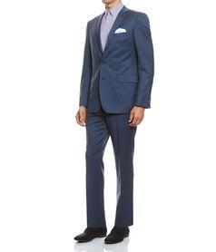 Check Suit Jacket