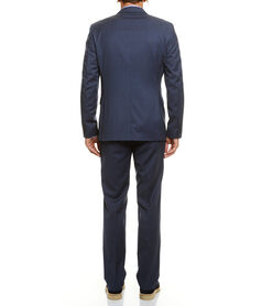 Collins Suit Jacket in Smoke Blue