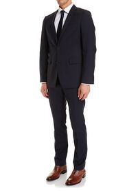 Collins Suit Jacket in Navy