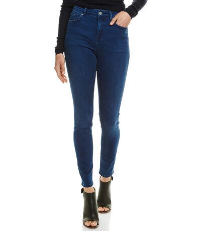 Alma Full Length Waisted Jean