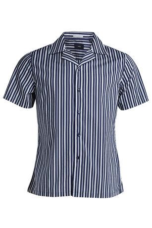 Willem Striped Short Sleeve Shirt