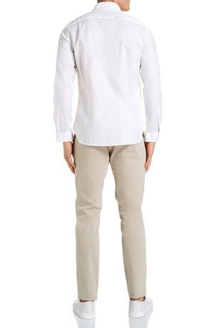 Caden White Shirt