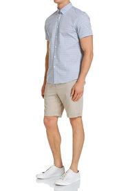 Argento Check Short Sleeved Shirt