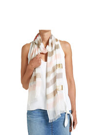 CARLY SEQUIN SCARF