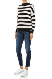 CATHY STRIPE KNIT