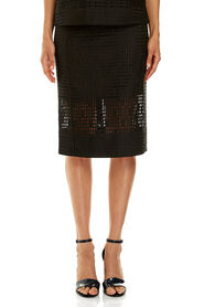 CATHERINE LACE SKIRT