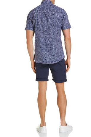 Durack Printed Short Sleeve Shirt
