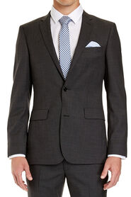Collins Suit Jacket in Charcoal