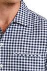 Karel Crepe Short Sleeved Shirt