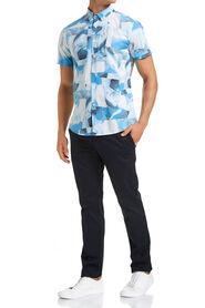 Justin Printed Shirt