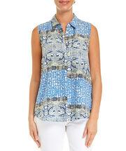Blair Sleeveless Shirt