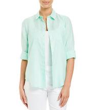 Kylie Linen Shirt